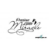 Väggtext - Väggtext - Precious Little Miracle