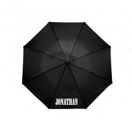Paraply med namn - Stencil