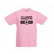 Barn T-Shirt - LILLASYSTER