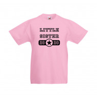 Barn T-Shirt - LITTLE SISTER