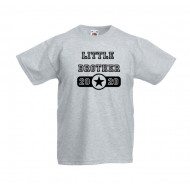 Barn T-Shirt - LITTLE BROTHER