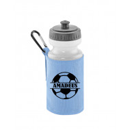 Vattenflaska med Namn - Fotboll