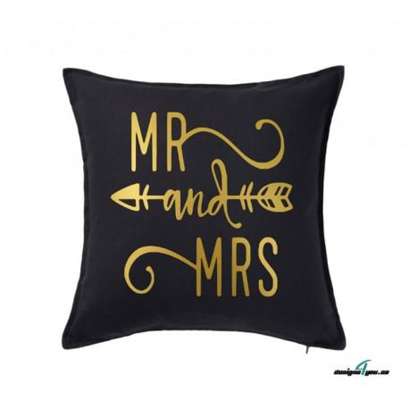Kuddfodral - MR and MRS