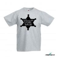 Barn T-Shirt - Blivande STOREBROR